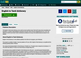 english-to-tamil-dictionary.soft112.com
