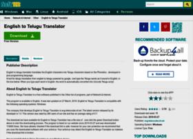 english-to-telugu-translator.soft112.com