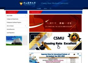 english.csmu.edu.tw
