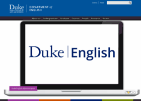 english.duke.edu