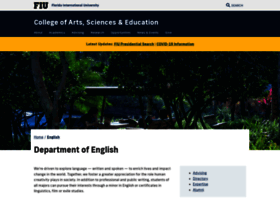 english.fiu.edu