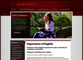 english.louisiana.edu