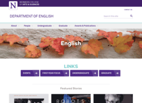 english.northwestern.edu
