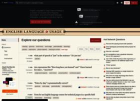 english.stackexchange.com