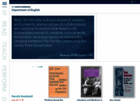 english.ucsb.edu