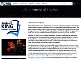 english.umaine.edu
