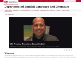 english.unm.edu