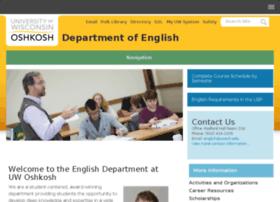 english.uwosh.edu