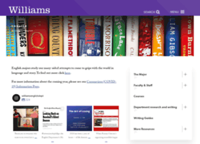 english.williams.edu