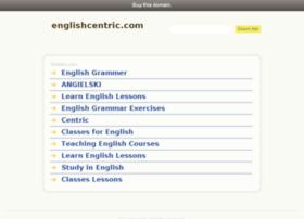 englishcentric.com