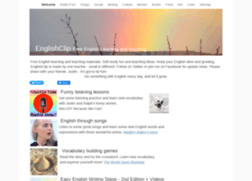 englishclip.com