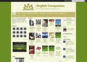 Englishcompanion.ning.com