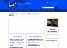 englishcurrent.com