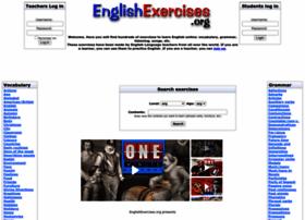 englishexercises.org