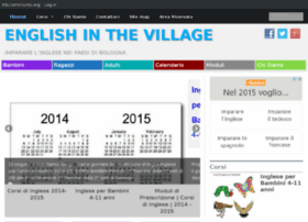 englishinthevillage.com