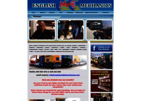 englishmobilemechanics.com