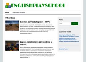 englishplayschool.fi