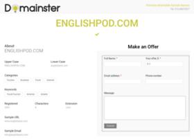 englishpod.com