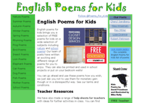 englishpoemsforkids.com