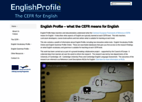 englishprofile.org