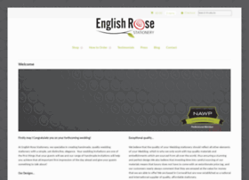 englishrosestationery.com