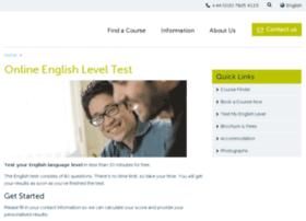 englishtest.londonschool.com