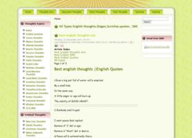 englishthoughts.com