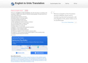englishtourdutranslation.com