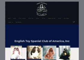 englishtoyspanielclubofamerica.org