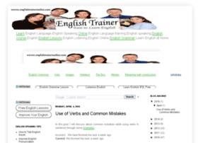 englishtraineronline.com