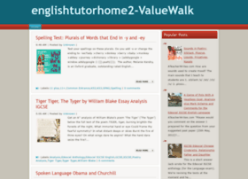 englishtutorhome2-valuewalk.blogspot.co.uk