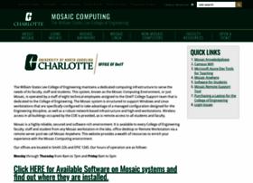 engrmosaic.uncc.edu