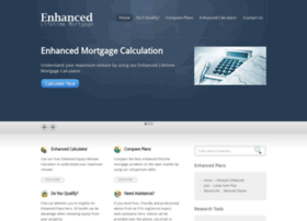 enhancedlifetimemortgage.co.uk