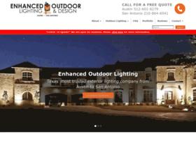 enhancedoutdoorlighting.com