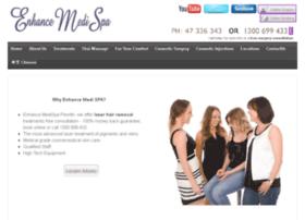enhancemedispa.com.au