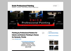 enickprofessionalpainting.wordpress.com