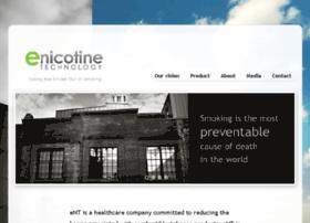 enicotinetechnology.com