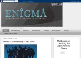 enigma-uthm.blogspot.com