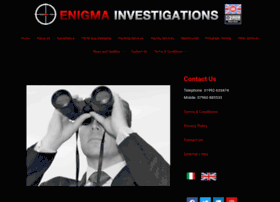 enigmainvestigations.co.uk