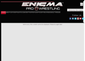 enigmaprowrestling.com