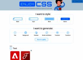 enjoycss.com