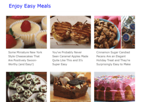 enjoyeasymeals.com