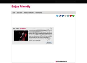Enjoyfriendly.blogspot.com