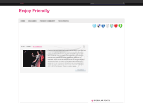 enjoyfriendly.blogspot.com