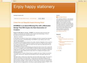 enjoyhappystationery.blogspot.in