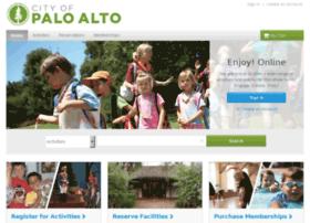 enjoyonline.cityofpaloalto.org