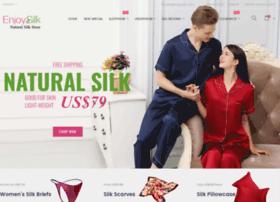 enjoysilk.com