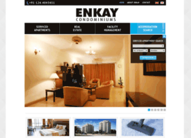 enkaycondominiums.com