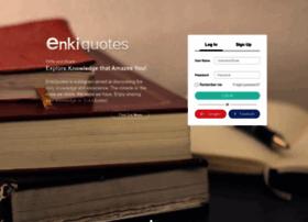 enkiquotes.com