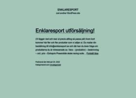 enklaresport.se